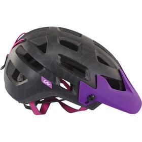 Liv Infinita Helmet Damen black/purple
